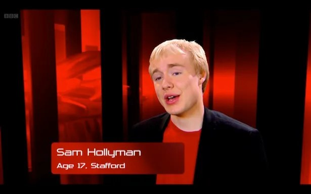Audition 3: Sam Hollyman