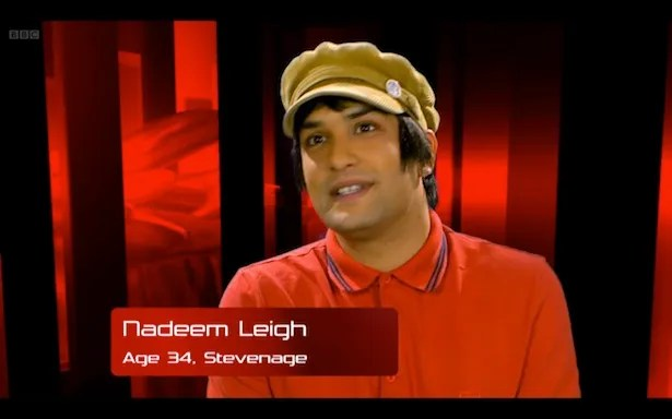 Audition 10: Nadeem Leigh