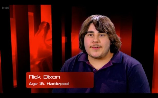 Audition 11: Nick Dixon
