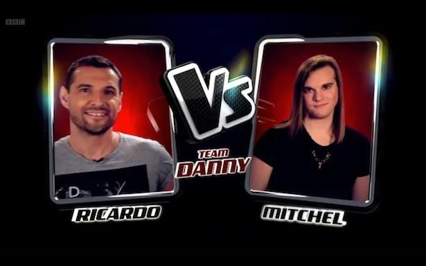 Ricardo vs Mitchel!