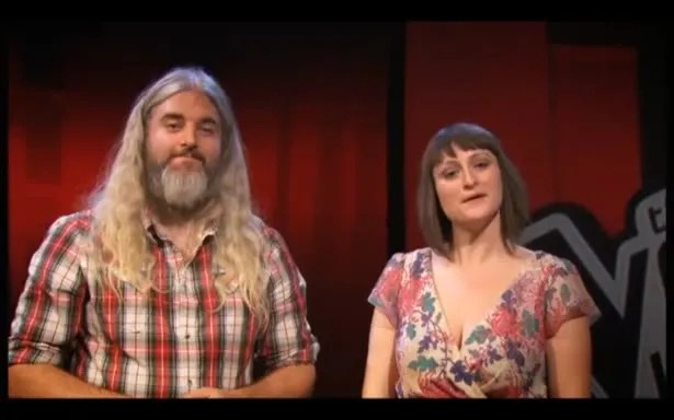Matt and Sueleen