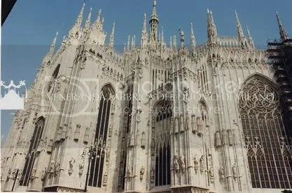 Duomo e la Madonnina