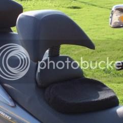 Staples Computer Chair Minnie Mouse Table And Set 3 Pc I'm A Happy Jac Vinson Backrest Customer!!! - Suzuki Burgman Forum
