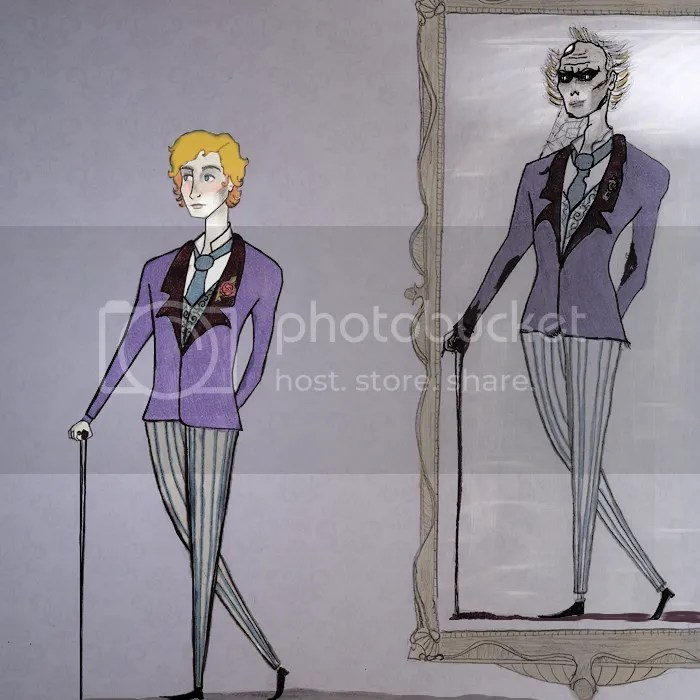 Image result for dorian gray cartoon