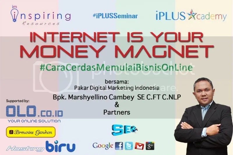 internet is your money magnet