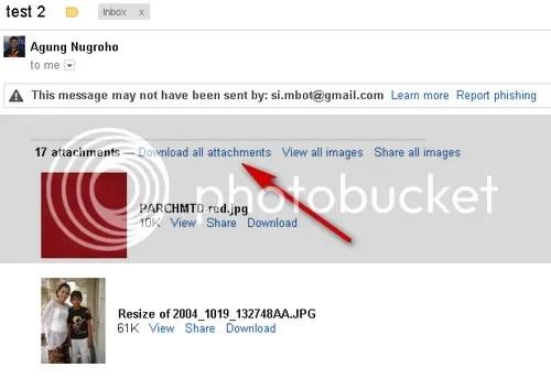 download attachment gmail