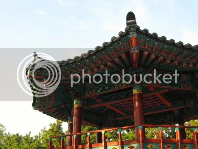 Bansongsan Pavilion