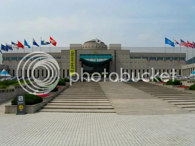 The War Memorial of Korea