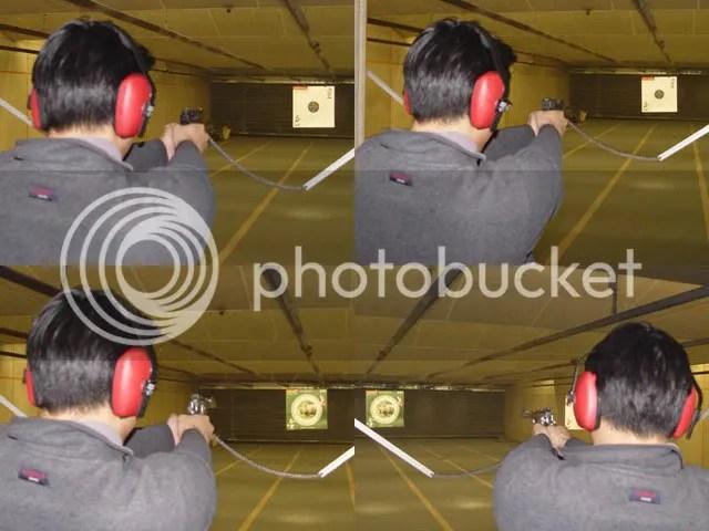 Lotte World Shooting Range