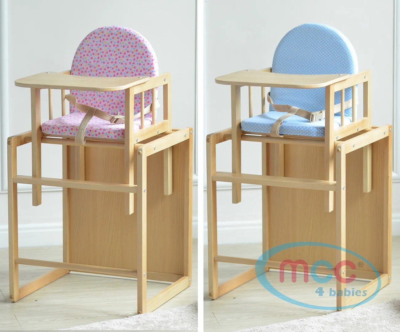 Baby Play Chair Mcc Brand New 3 In 1 Baby Wooden High Chair With Play