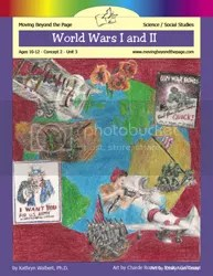 Moving Beyond the Page - World Wars I and II