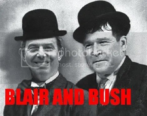 Blair/bush