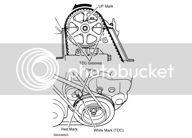 timing belt diagram 91 accord honda fixya
