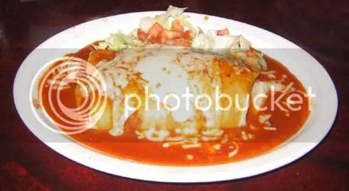 Burrito Enchilada Style baby!