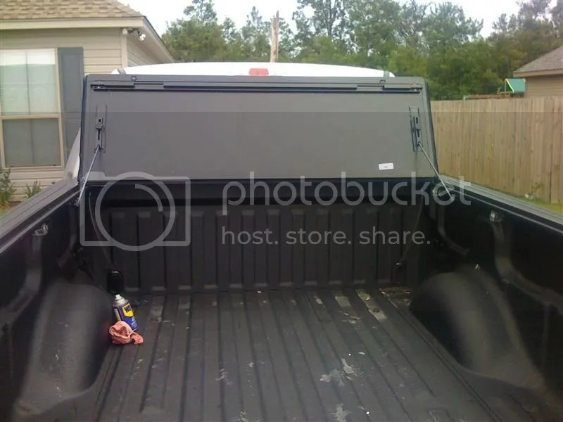 Bakflip Tonneau Installed Ford F150 Forum