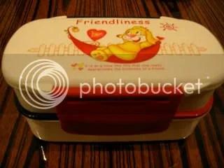My new bento box