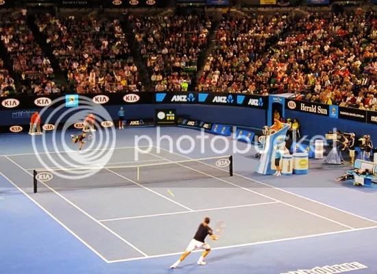Australian Open 2013- 4th round