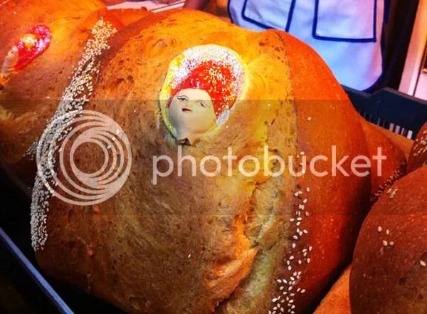 Oaxaca Market Bread