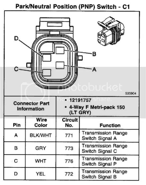 Wiring Diagram For A Gm 4L60E Transmission – Readingrat Net