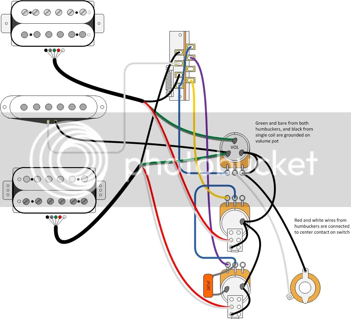 Coil Tapping Seymour Duncan Diagram Dimebucker Wiring