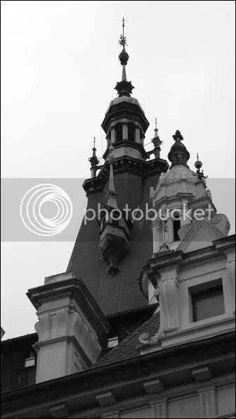 Pruhonice, le château.