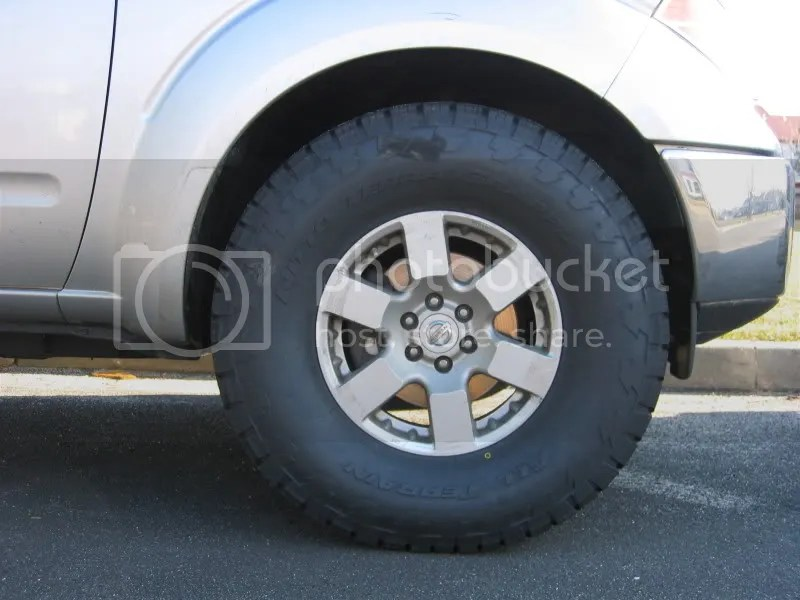 305 70 16 Terra Grapplers Installed W No Lift Page 2