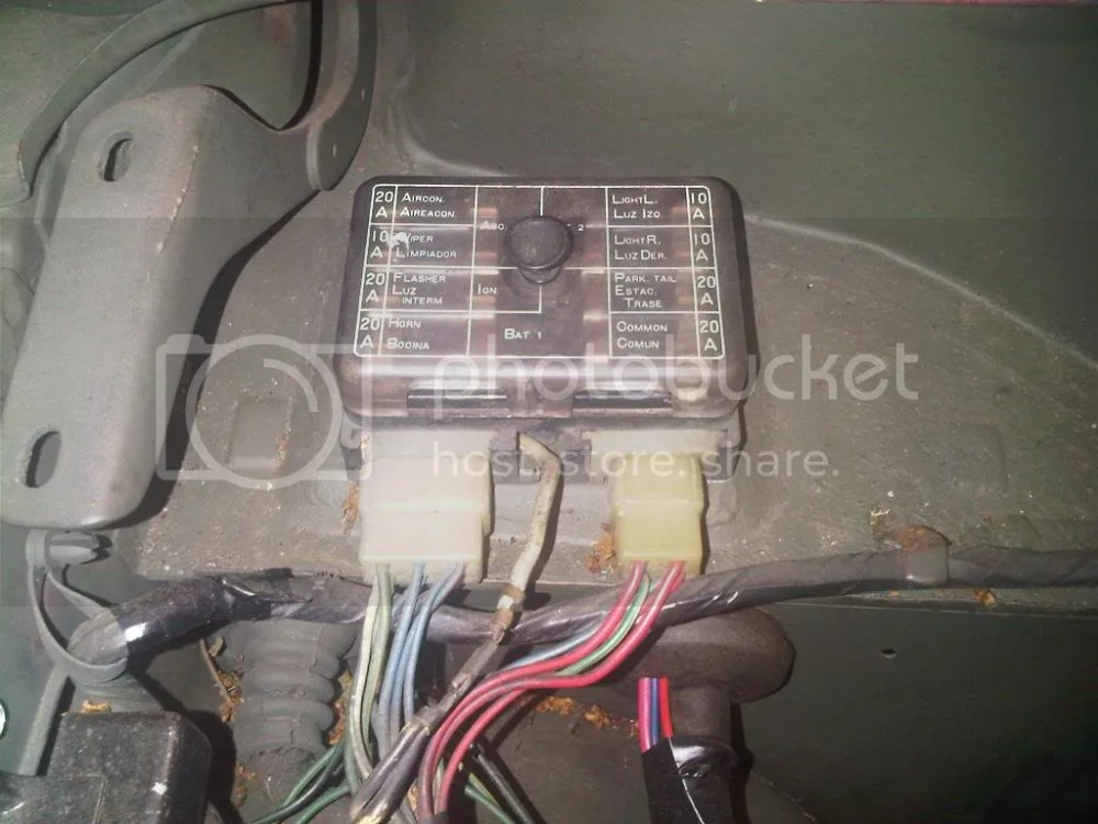 medium resolution of datsun 510 fuse box 19 wiring diagram images wiring
