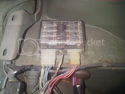small resolution of datsun 510 fuse box 19 wiring diagram images wiring