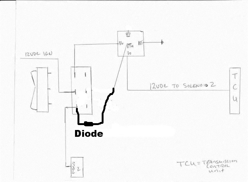 Aisin 30 40le Wiring Diagram : 28 Wiring Diagram Images