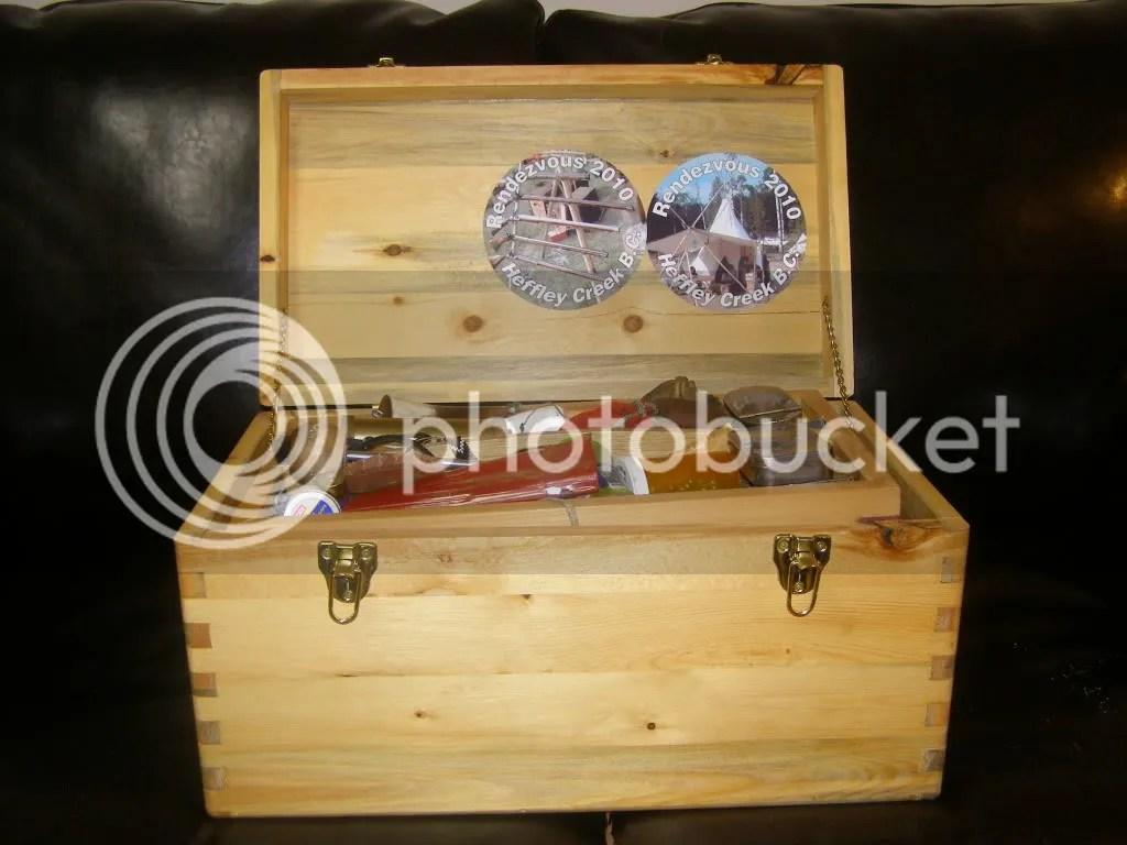 Muzzleloader Range Box