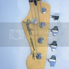 Fender Precision Lyte Wiring Diagram Vole Skeleton Harmony Central