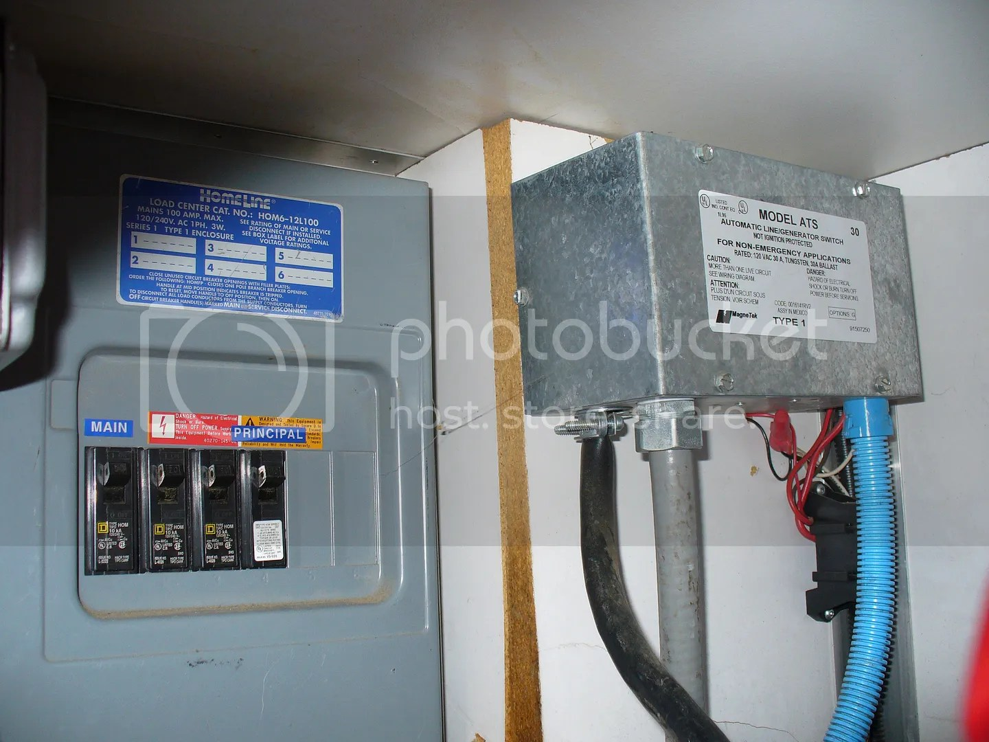 rv transfer switch wiring diagram what does a climate summarize help w/ electrical in enclosed trailer-diagram - trucks, trailers, rv's & toy haulers ...
