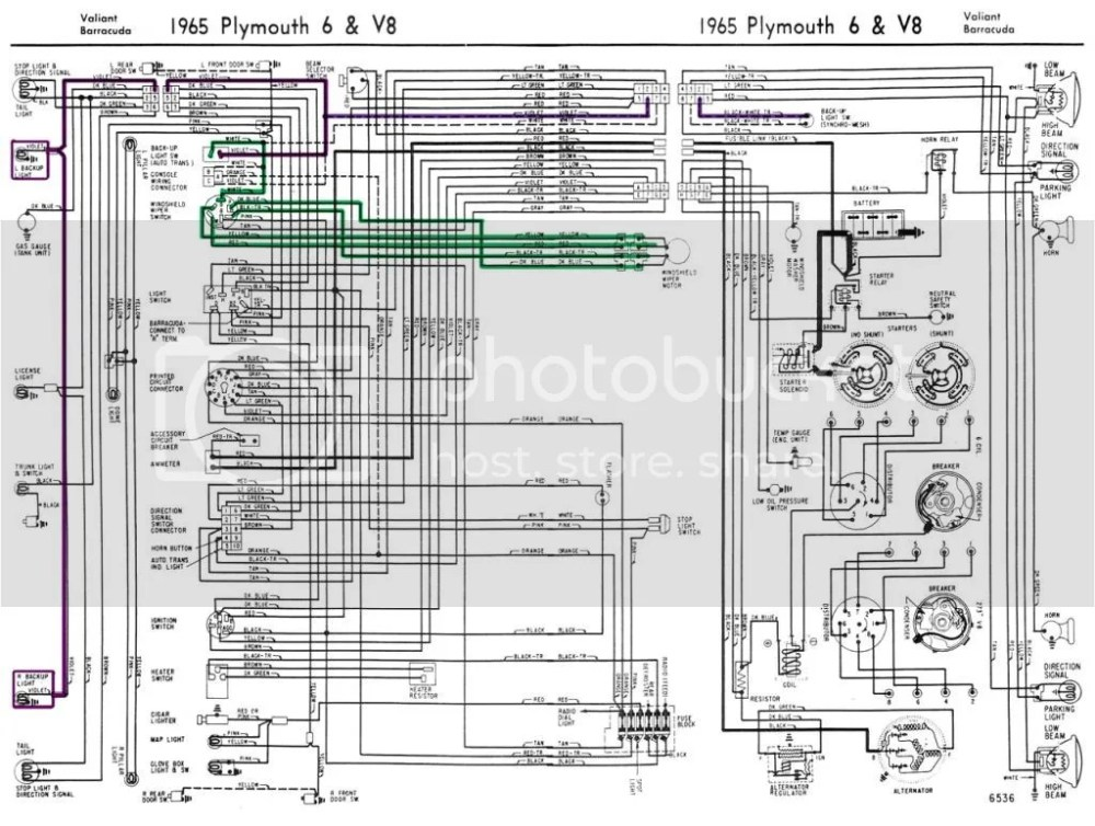 medium resolution of 1965 dodge wiring diagram wiring diagram list 1965 dodge coronet wiring diagram