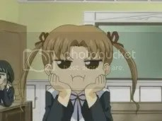 Hotaru Left Me For A Hammie.