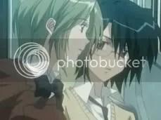 Yamato Getting Cosy With Kouya.