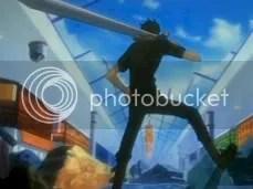 Kuro-Rin Got His Sword. Cool.