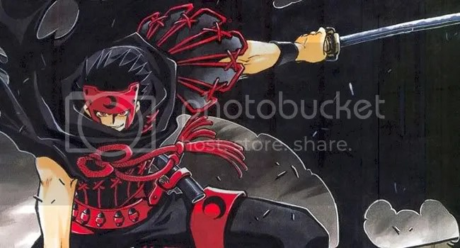 Number 03: Kurogane From Tsubasa RESERVoir CHRoNiCLE.