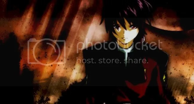 Number 15: Shinn From Gundam Seed Destiny.