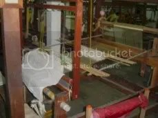 Silk Making Machine.