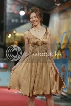 GMA 2006 YanZi At Red Carpet 4.