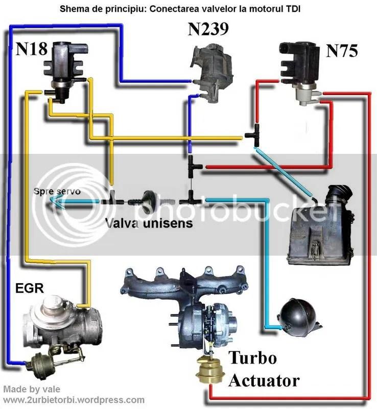 110 Computer Plug Wiring Diagram Tdi Turbo And Egr Vacuum System Diagram Mkiv Mk4 Golf