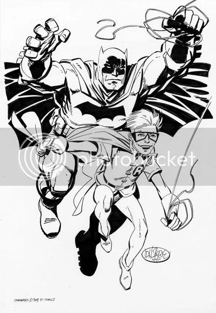 Holy homage Batman!