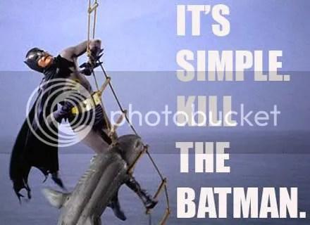 Use the anti-shark bat repellant spray!