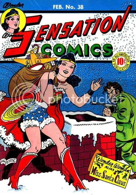 She's a wonder, Wonder Woman!