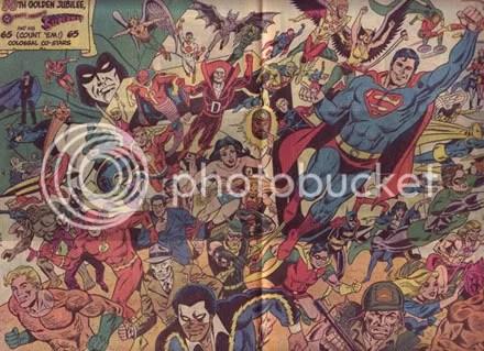 DC Comics Presents #50 baby!