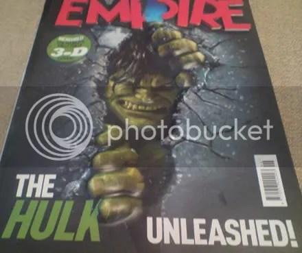 Hulk want Betty!