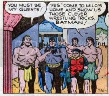Gayest panel ever!