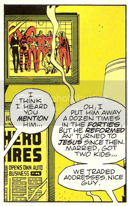 Clever guys, that Alan Moore and Dave Gibbons
