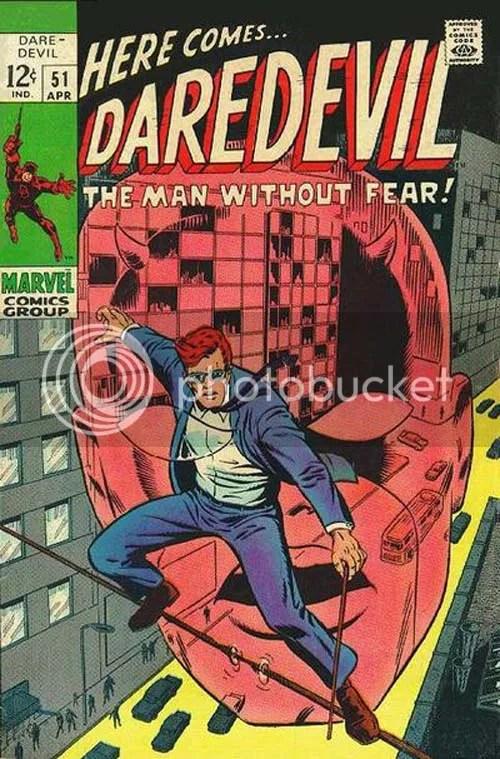 He's banged Elektra. And the Black Widow