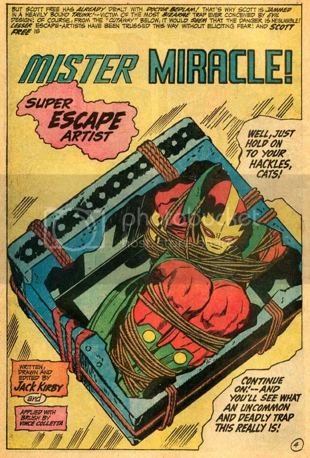 Mr Miracle #4
